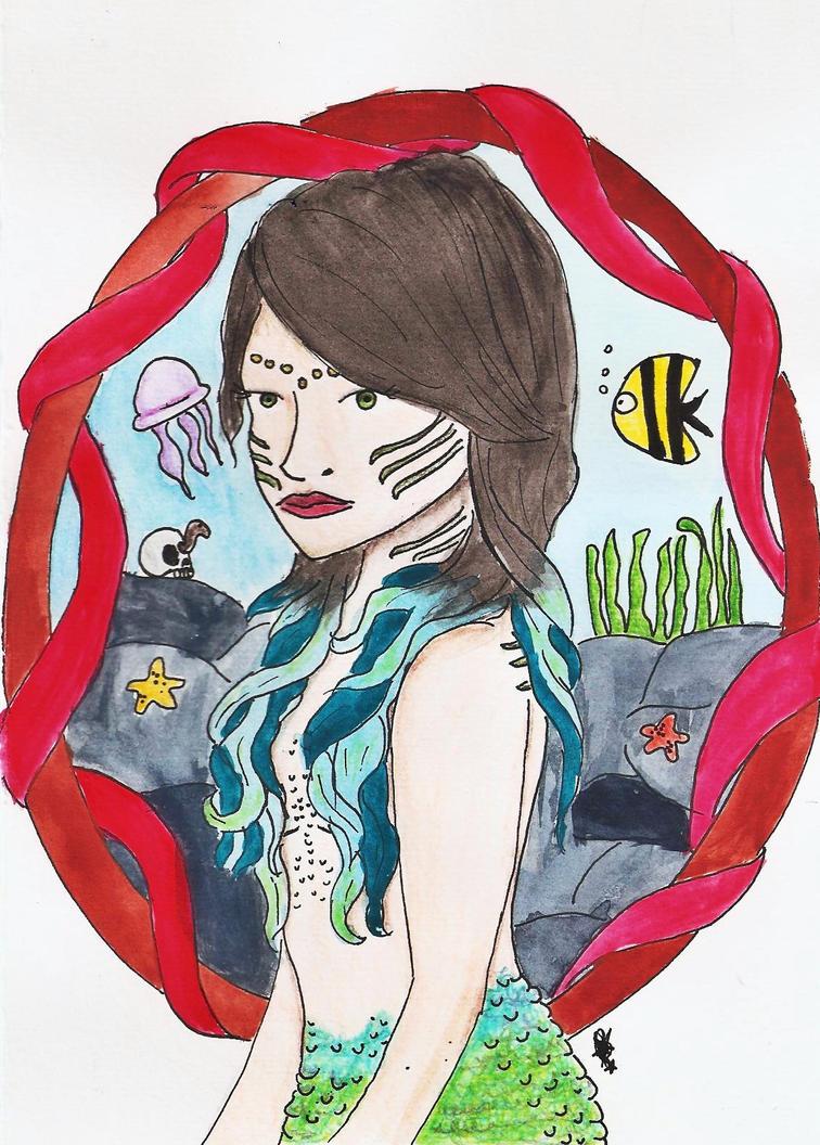 Mermaid by AndyBorges