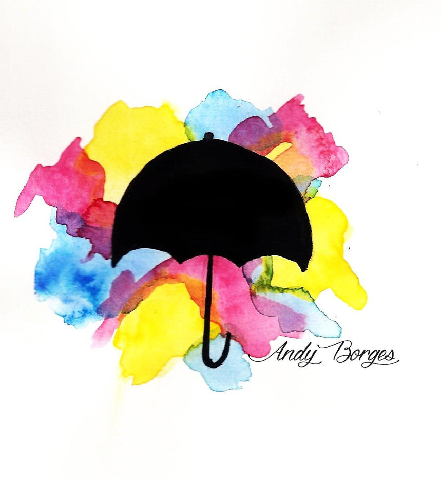 Umbrella by AndyBorges