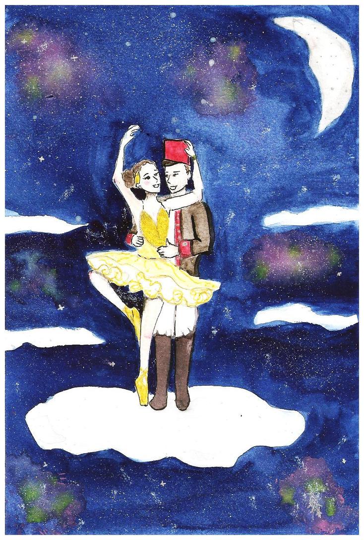 Bailarina e o Soldado de Chumbo by AndyBorges