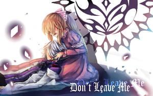 Pandora Hearts don't leave me break