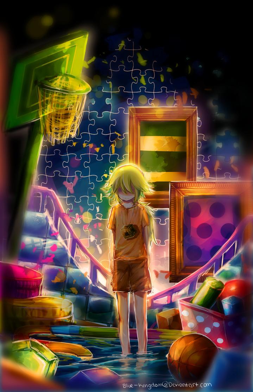 Pokemon : N's world by blue-kingdom