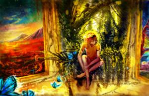 My Sanctuary by Astruma