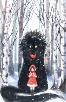 The Wolf And The Beast