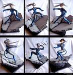 Sculpture Commission: Geistis