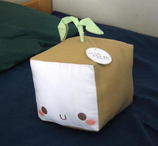 mr. tofu by laiwongbau