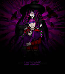 A Boy and His Witch by Blastmasterism324