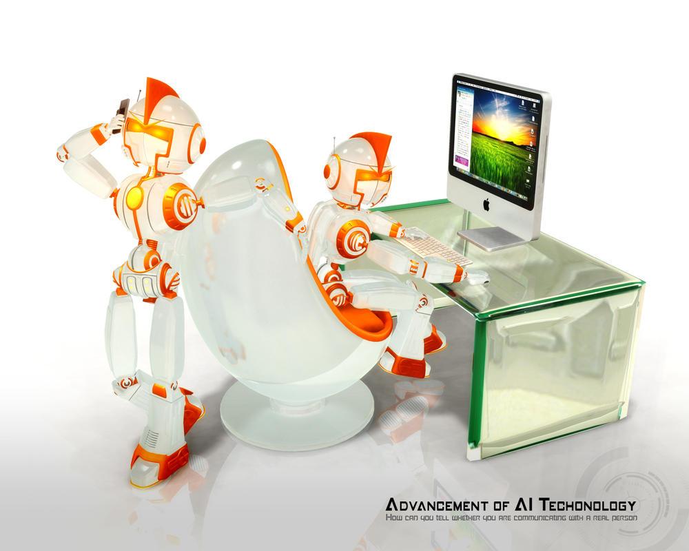 2018 Future AI by yakuzatemplarlol