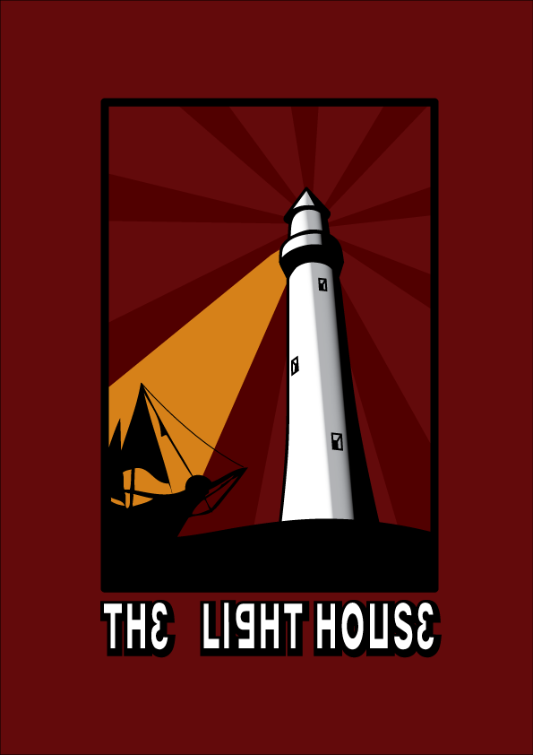 Lighthouse logo by yakuzatemplarlol