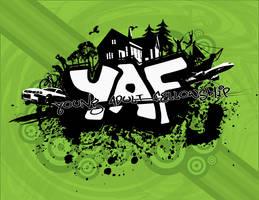 YAF card by yakuzatemplarlol