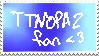 TTNopaz Fan Stamp by figgoprince