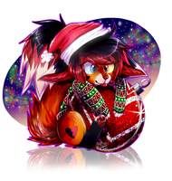 Xmas Michu!! by Squirrelings