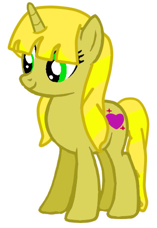 Pony Oc: Mrs. Ewelina by CubaSandwichPL
