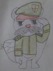 HTF oc: Gen. John