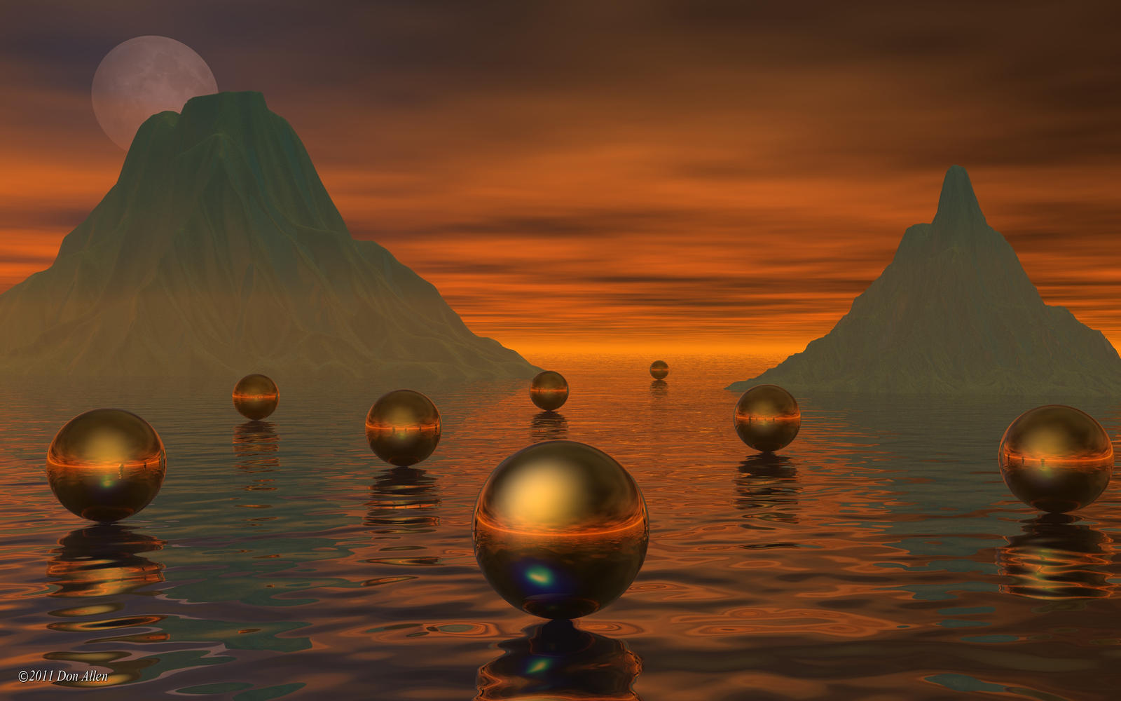 Invasion of the Spheres by Don64738