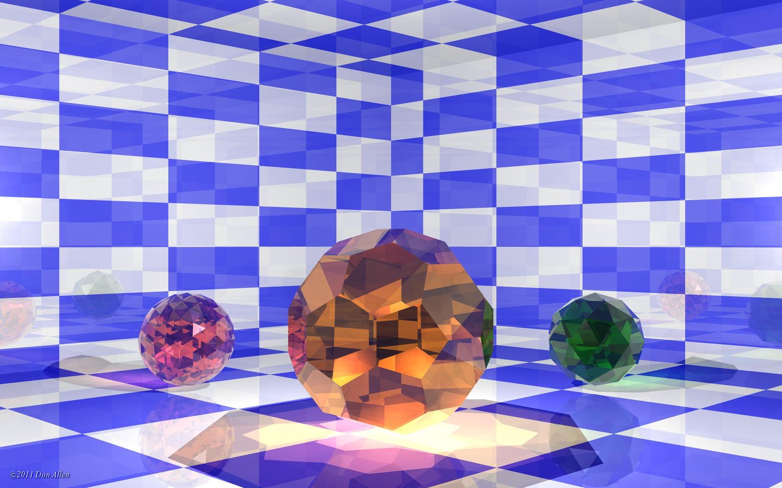 Geometric Gems by Don64738