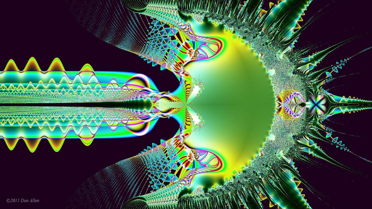 Alien Spacecraft by Don64738