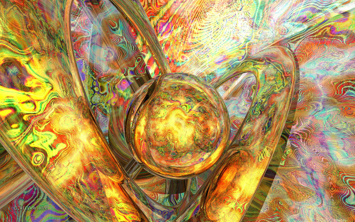 3D Abstract 32 HD by Don64738