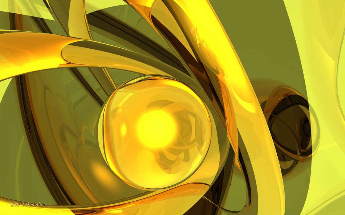 Golden Glimmer by Don64738