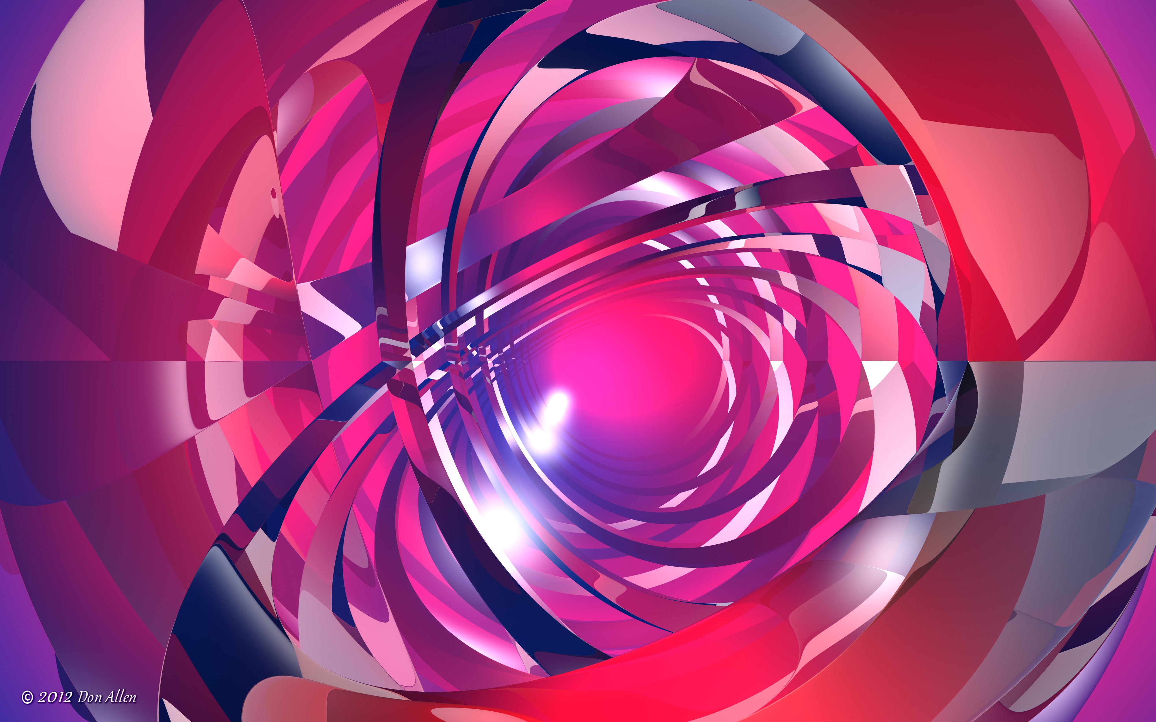 3D Abstract 34 by Don64738