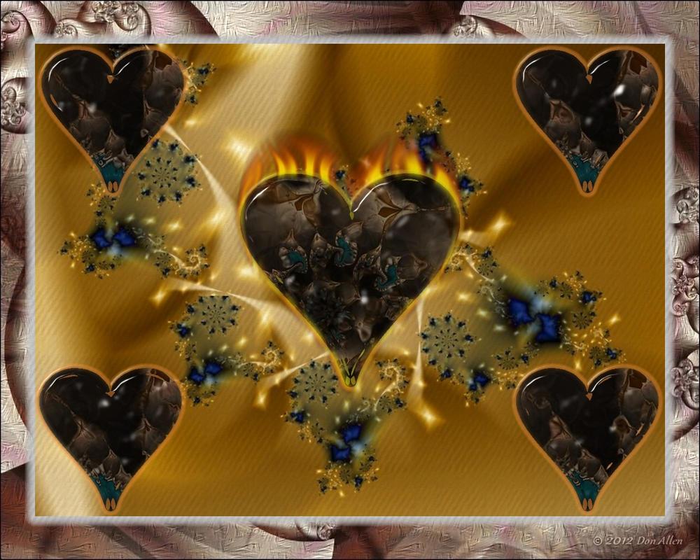 U Set My Heart On Fire by Don64738