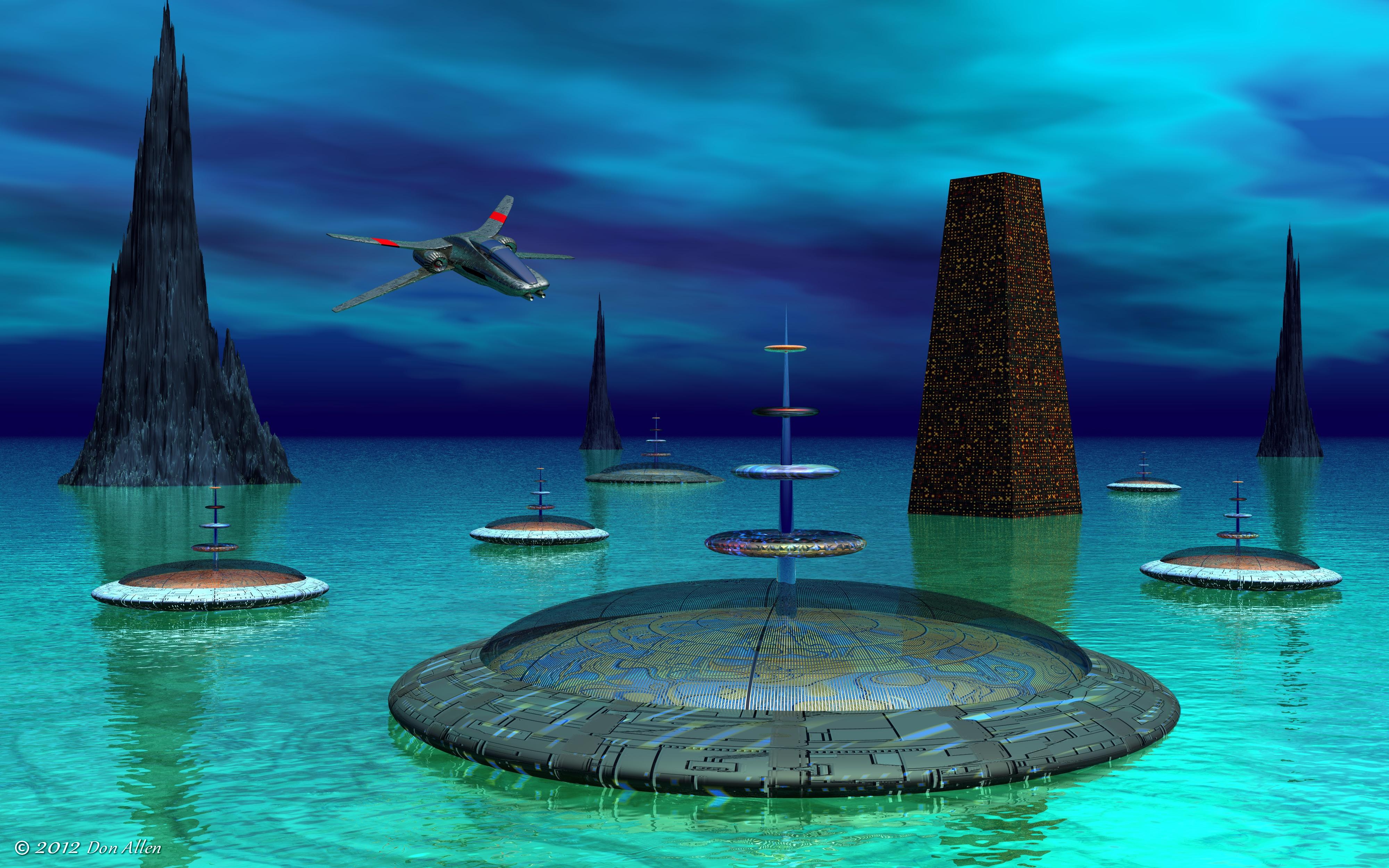 Zyrellian Base Station Alt by Don64738