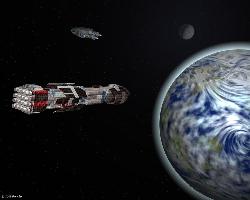 The Final Frontier R3 by Don64738
