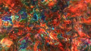 Infinite Recursive Diffusion
