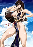 Street Fighter V Chun-Li Battle Costume