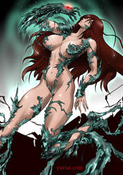 WitchBlade by yuriai-dA