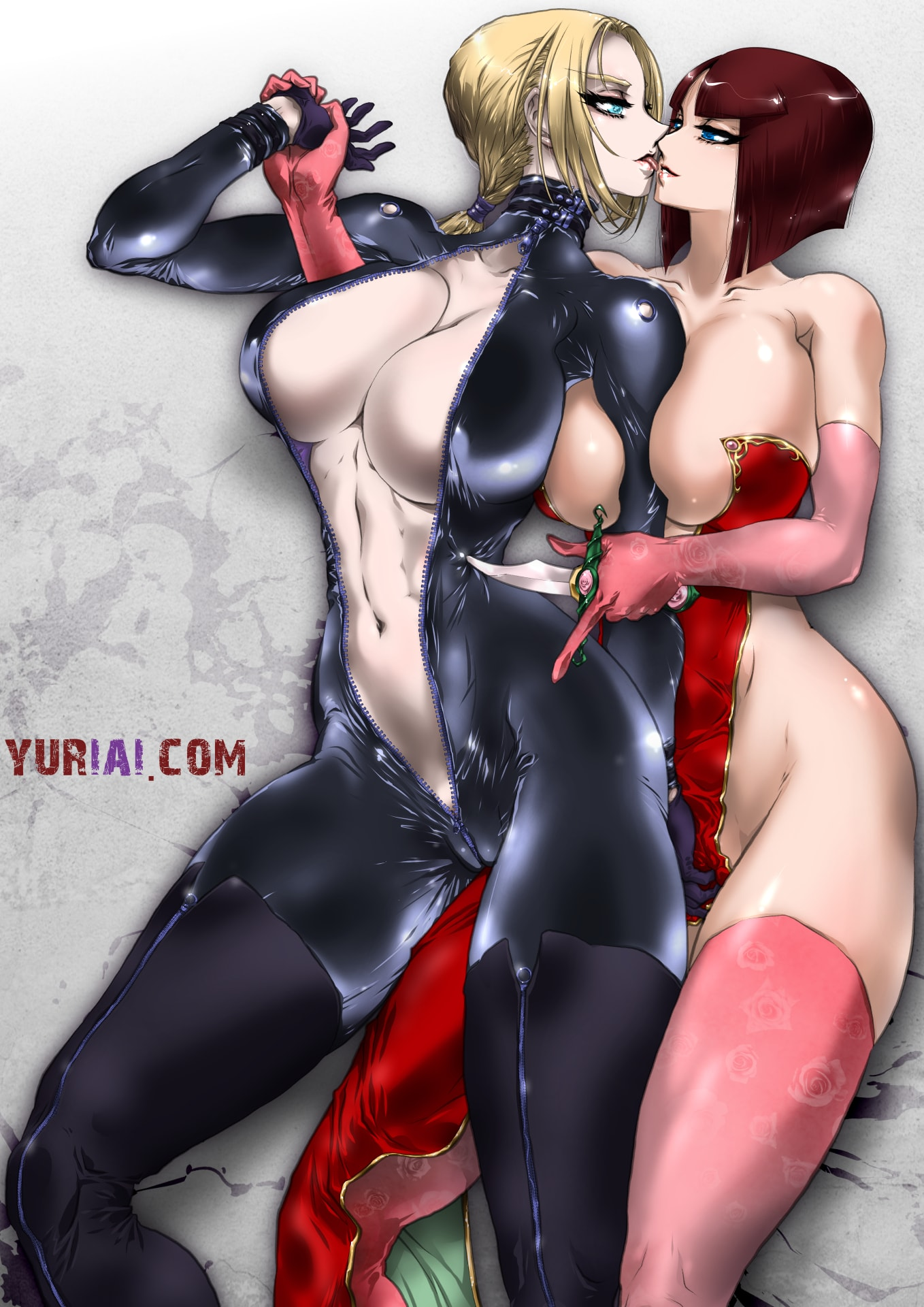 Nina and Anna by yuriai-dA
