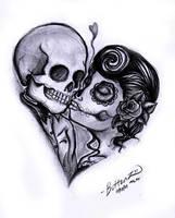 SkullsInLove Buttonzisbeast by ButtonZisBEAST