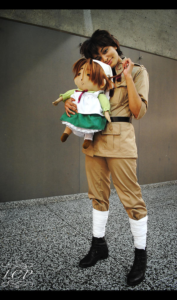 Hetalia: Chibi Love by LiquidCocaine-Photos