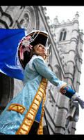 Hetalia: Notre Dame and France