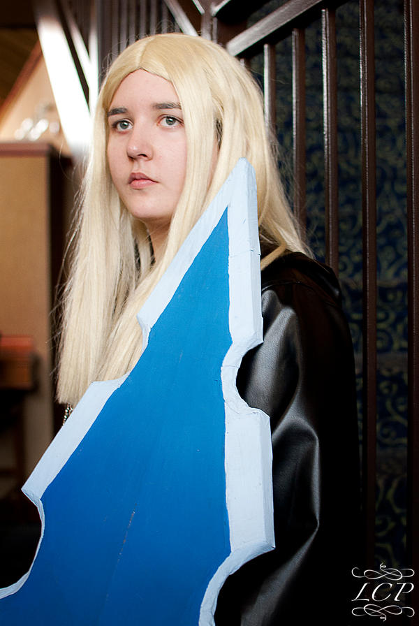 Kingdom Hearts: Vexen by LiquidCocaine-Photos