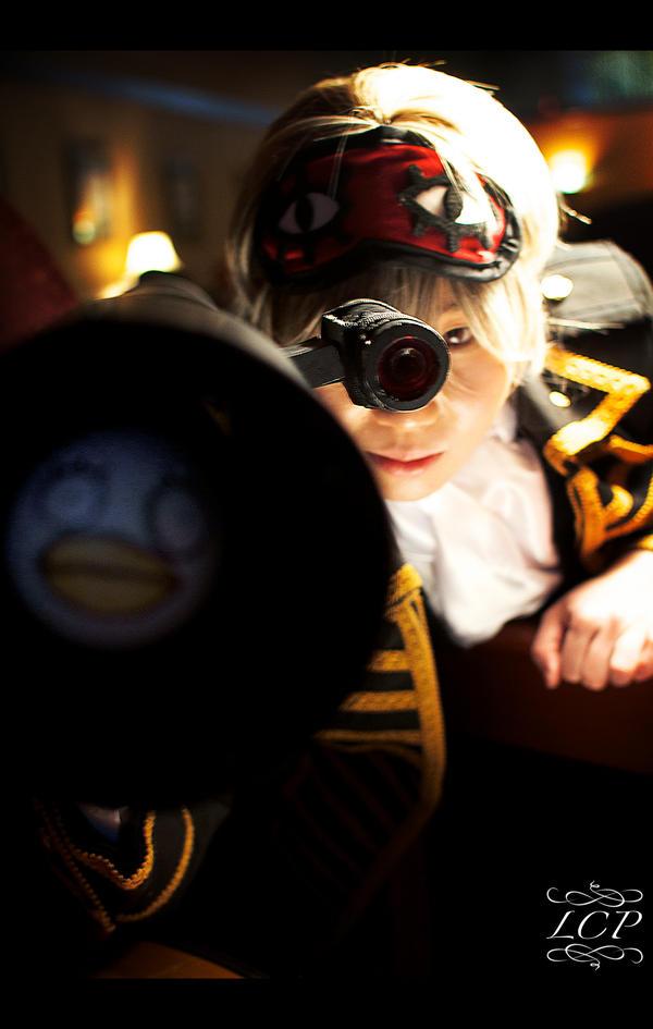Gintama: Meet my Bazooka by LiquidCocaine-Photos