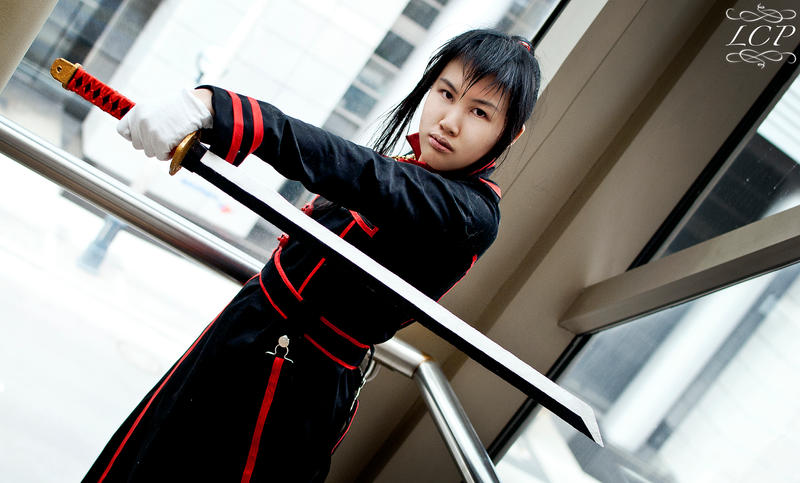 D.Gray-man: Yuu Kanda by LiquidCocaine-Photos