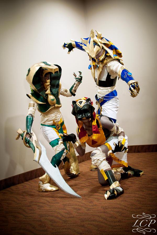 Mummies Alive - Mummy Attack by LiquidCocaine-Photos