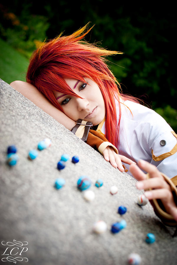 Tales of the Abyss: Marbles by LiquidCocaine-Photos