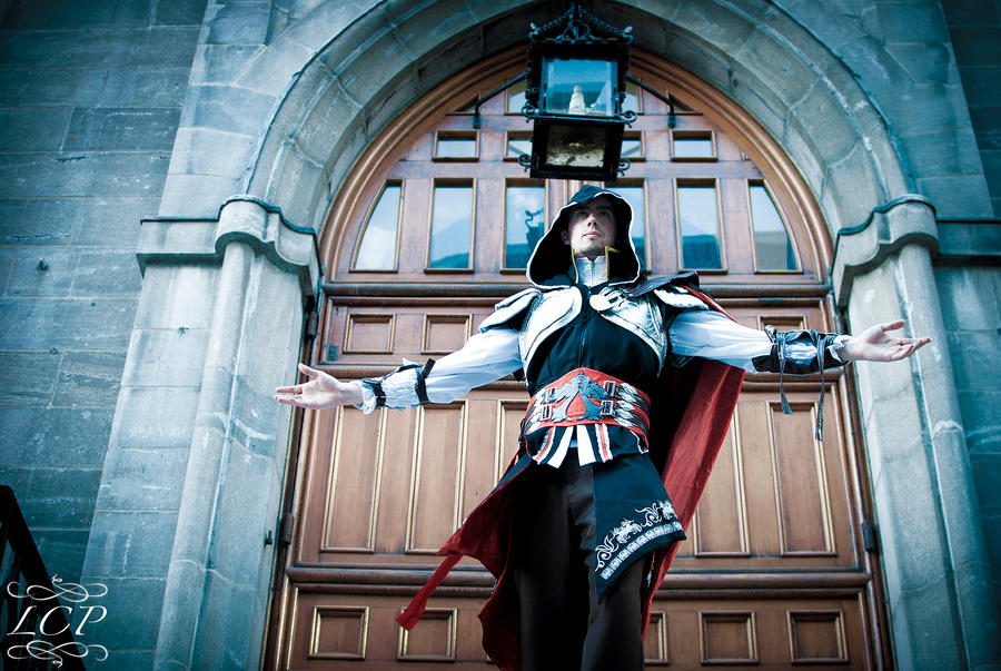 Assassins Creed 2 - Ezio Male by LiquidCocaine-Photos