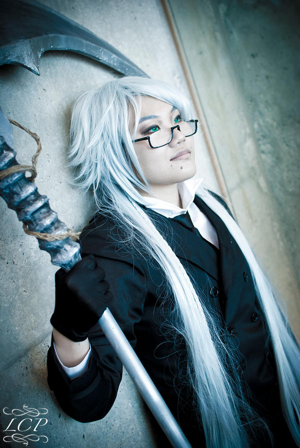 Black Butler Cosplay Undertaker