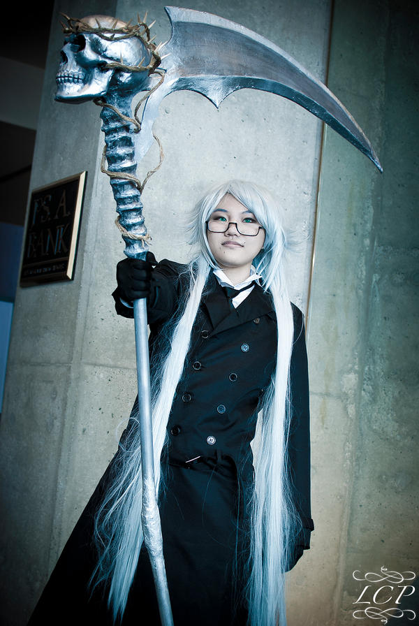 Black Butler - Undertaker Power 6 by LiquidCocaine-Photos