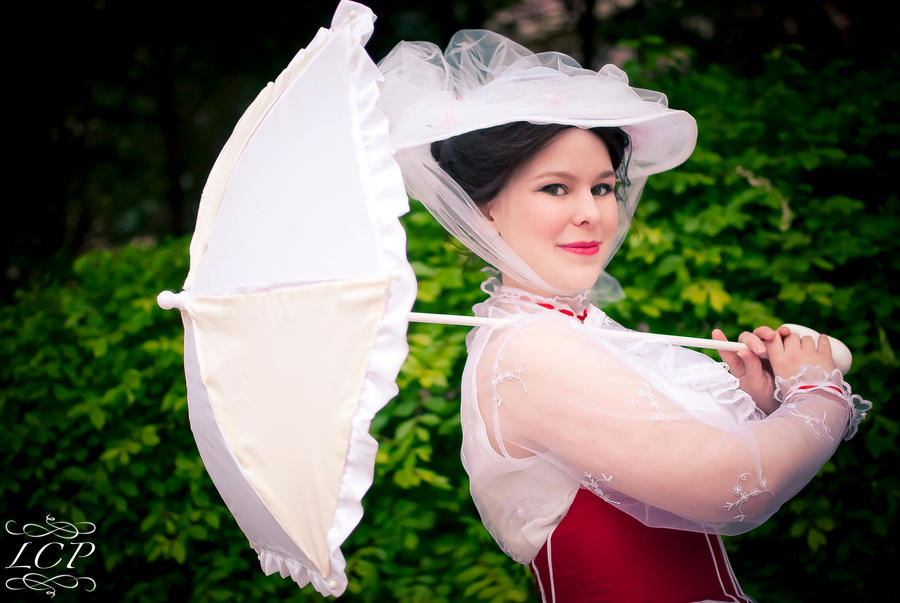 Mary Poppins - Jolly Holiday by LiquidCocaine-Photos