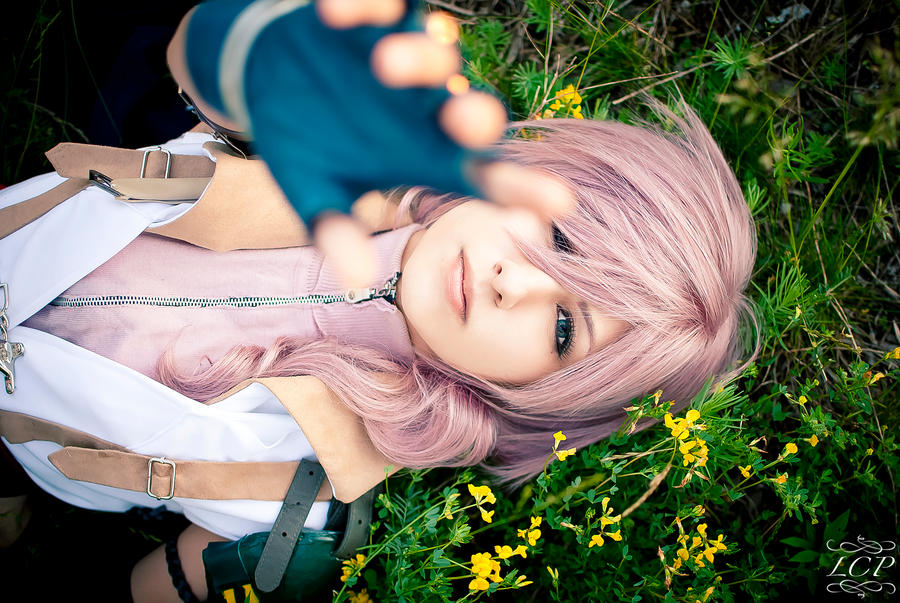 FFXIII - Lightning 5 by LiquidCocaine-Photos