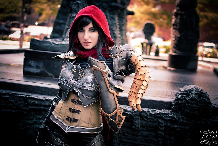 Diablo 3 - Demon Hunter 4 by LiquidCocaine-Photos