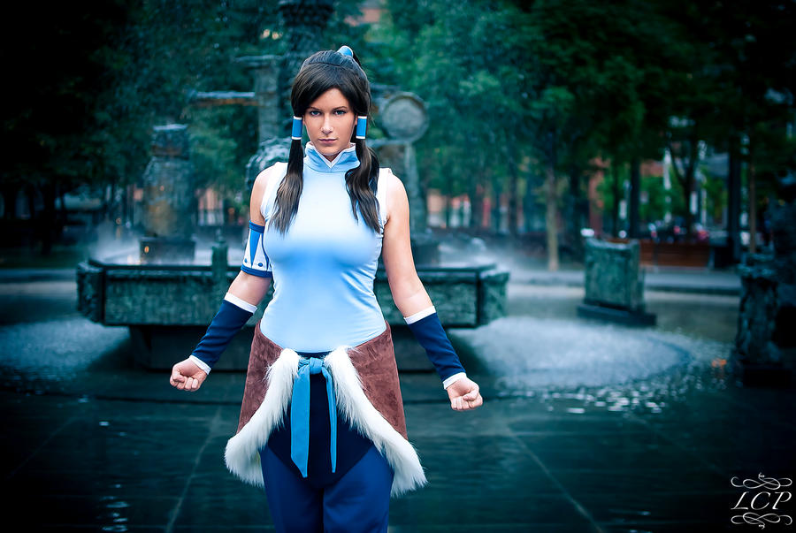 Legend of Korra - The Avatar 2 by LiquidCocaine-Photos
