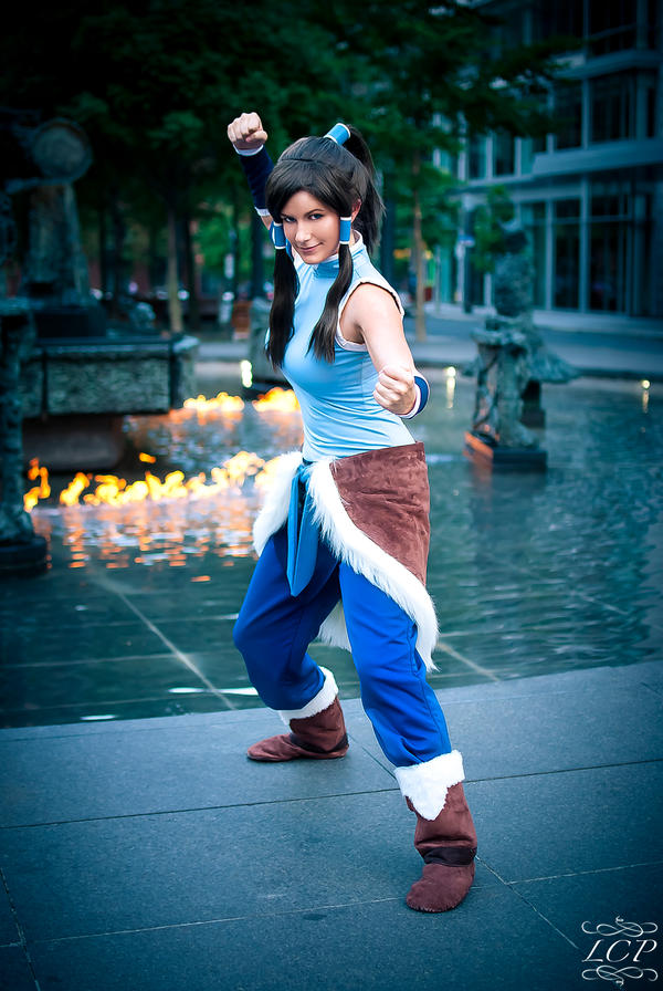 Legend of Korra - The Avatar 3 by LiquidCocaine-Photos