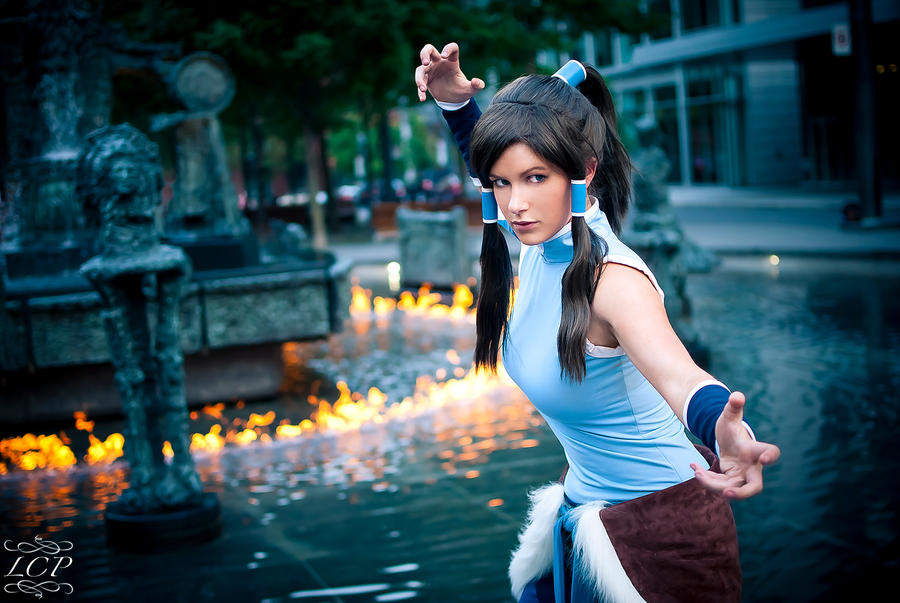 Legend of Korra - The Avatar 4 by LiquidCocaine-Photos