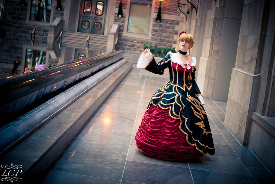 Umineko - Beatrice by LiquidCocaine-Photos