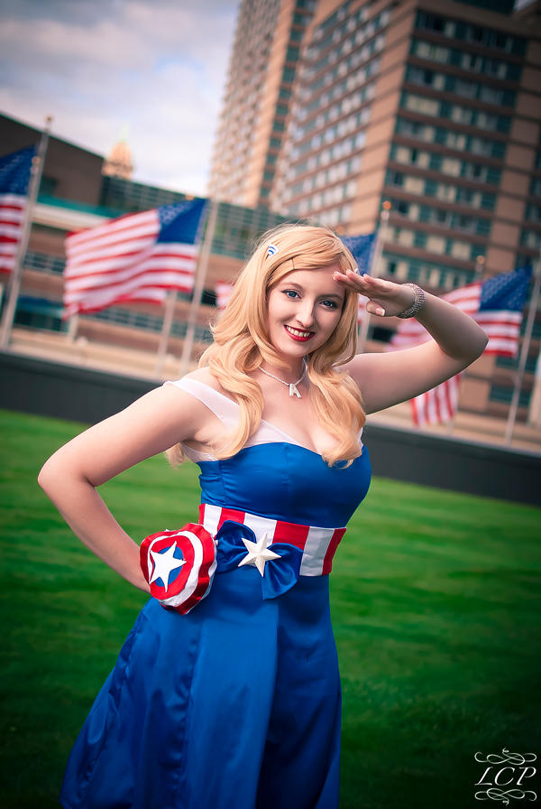 Avengers Assemble - Cocktail Captain America 5 by LiquidCocaine-Photos