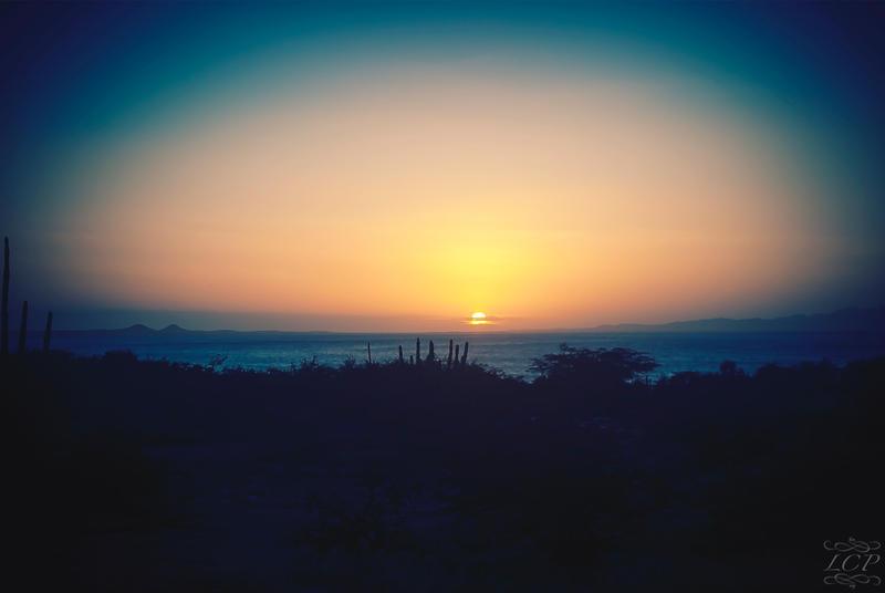 Sunset on Margarita Island by LiquidCocaine-Photos